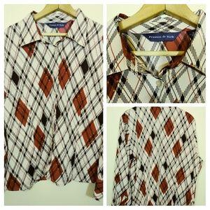 Preston & York Long Sleeve Blouse size 18